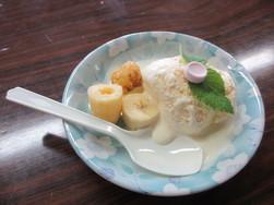 デザートのアイス.JPG